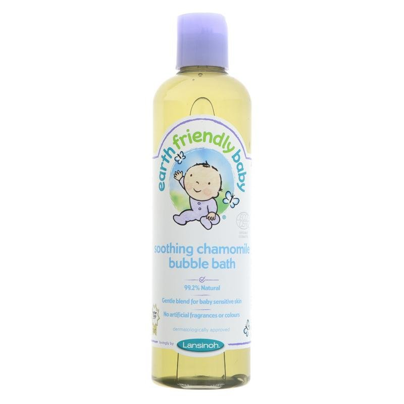 Earth Friendly Baby Vannas putas Kumelīte Bio 300ml x 6