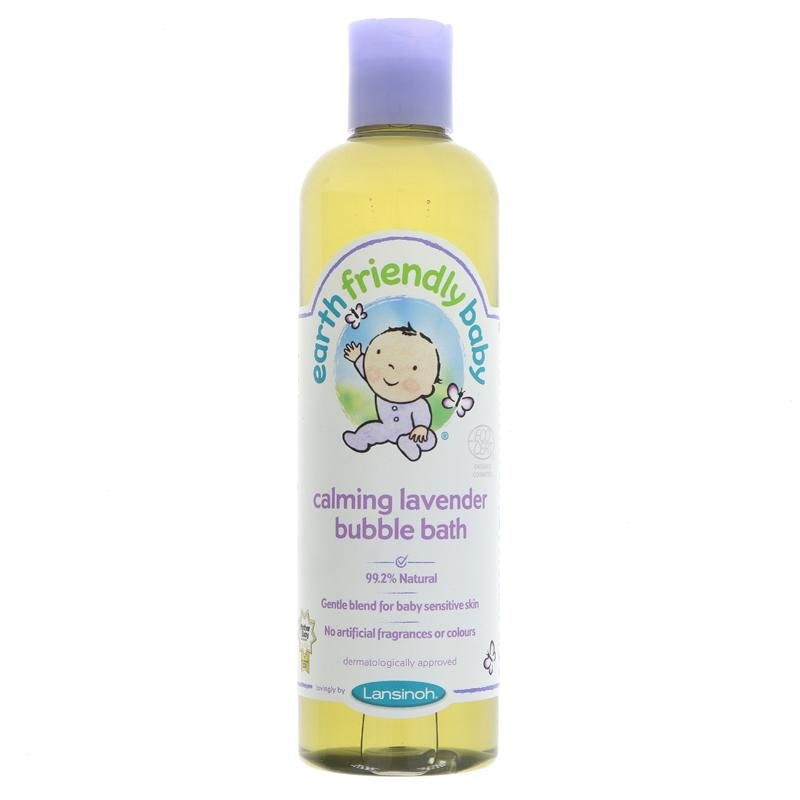 Earth Friendly Baby Vannas putas Lavanda Bio 300ml x 6